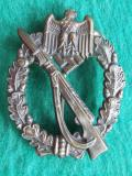 Germany WW2 Army Bronze (Motorised) Infantry Assault Badge