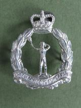 Royal Observer Corps EIIR Cap Badge