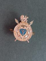 Rhodesia Army Intelligence Corps Collar Badge