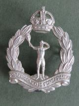 Great Britain Royal Observer Corps Cap Badge