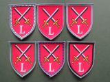 Germany Army 6 Training Centre Patches
