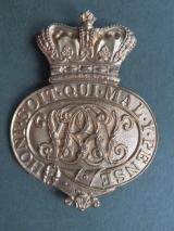 British Army Grenadiers Guards QVC Valise Badge