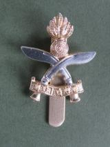 British Army The Queen's Gurkha Engineers Beret Badge