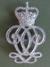 British Army The Queen's Own Hussars NCO's Arm Badge